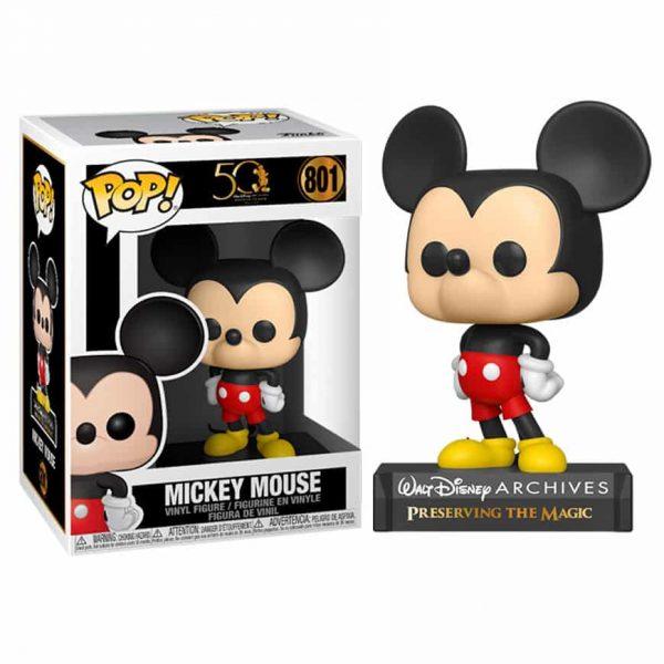 Figura POP Disney Archives Mickey Mouse