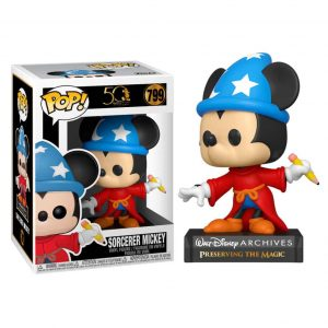 Funko Pop! Sorcerer Mickey (Disney Archives)