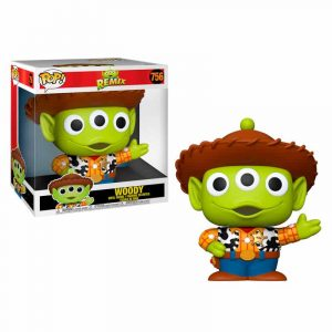 Funko Pop! Woody 10″ (25cm) [Alien Remix]