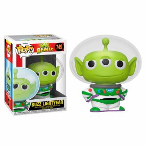 Funko Pop! Buzz Lightyear (Alien Remix)