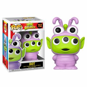 Funko Pop! Dot [Alien Remix]