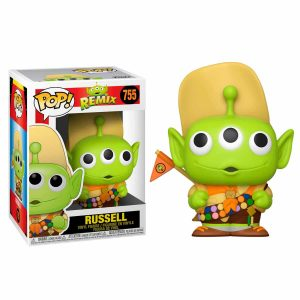 Funko Pop! Russel [Alien Remix]