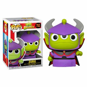 Funko Pop! Zurg [Alien Remix]