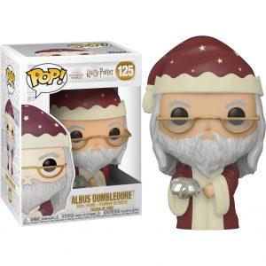 Funko Pop! Albus Dumbledore [Harry Potter Holiday]
