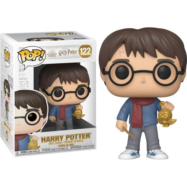 Figura POP Harry Potter Holiday Harry Potter