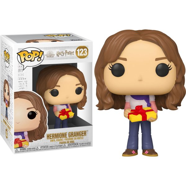 Figura POP Harry Potter Holiday Hermione Granger