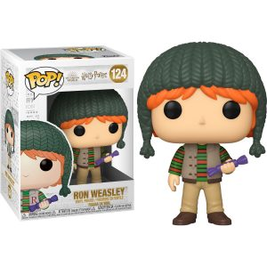Funko Pop! Ron Weasley [Harry Potter Holiday]