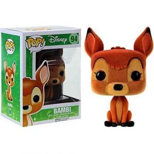 Funko Pop! Bambi (Flocked) Exclusivo