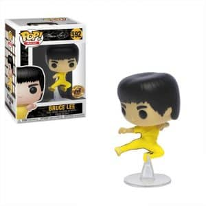 Funko Pop! Bruce Lee (Flying Man)