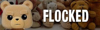 Catálogo Funko Pop Flocked