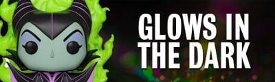 Catálogo Funko Pop Glow in the dark
