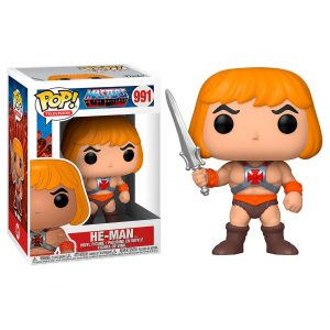 Funko Pop! He-Man [Masters Of The Universe]