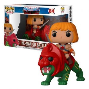 Funko Pop! He-Man on Battlecat [Masters Of The Universe]