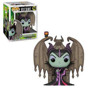 Funko Pop! Maleficent (Maléfica) on Throne
