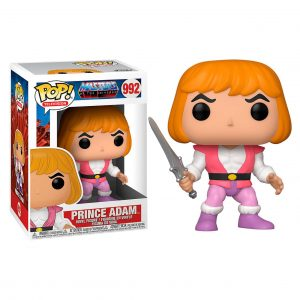 Funko Pop! Prince Adam (Masters Of The Universe)