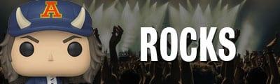 Catálogo Funko Pop Rocks