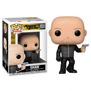 Funko Pop! Shaw (Hobbs & Shaw)