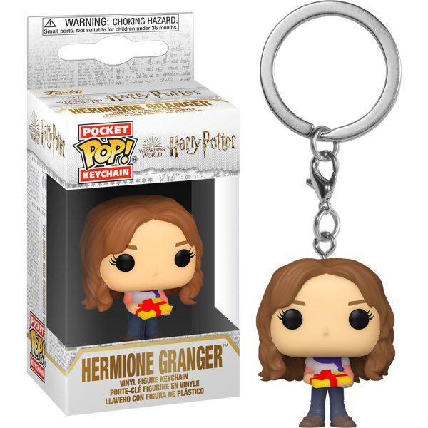 Llavero Pocket Harry Potter Holiday Hermione