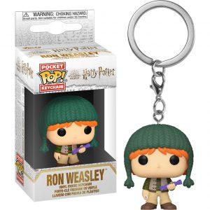 Llavero Pop! Ron (Holiday) (Harry Potter)
