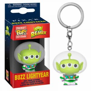 Llavero Pop! Buzz Lightyear (Alien Remix)