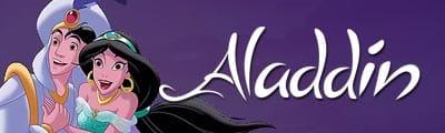 Catálogo Funko Pop Aladdin