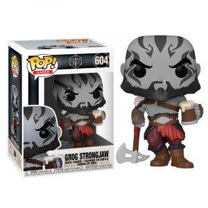 Funko Pop! Grog Strongjaw (Critical Role Vox Machina)
