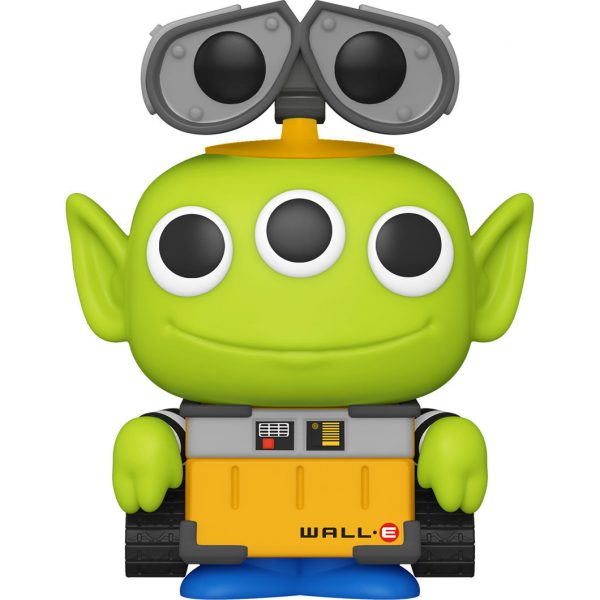 Figura POP Disney Pixar Alien Remix Wall-E