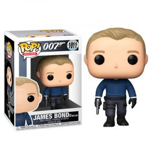 Funko Pop! James Bond No Time to Die [James Bond 007]