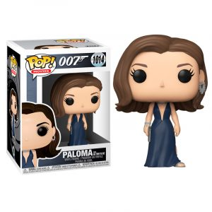 Funko Pop! Paloma No Time to Die [James Bond 007]