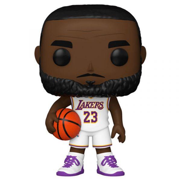 Figura POP LA Lakers LeBron James Alternate