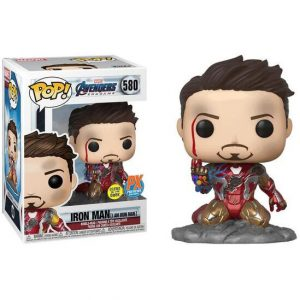Funko Pop! I Am Iron Man Exclusivo (Avengers: Endgame)