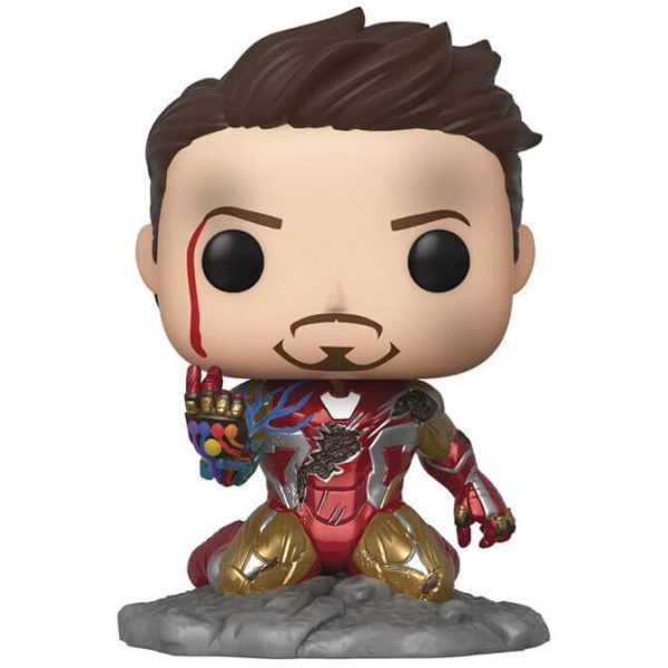 Figura POP Marvel Vengadores Endgame I Am Iron Man Exclusive*
