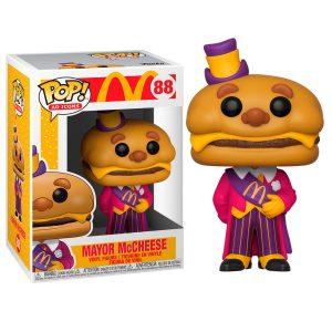 Funko Pop! Mayor McCheese [McDonalds]