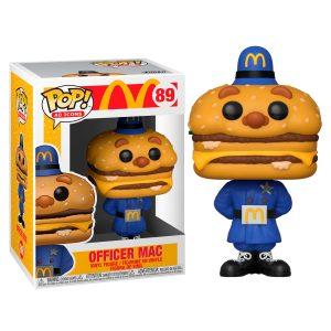 Funko Pop! Officer Mac [McDonalds]