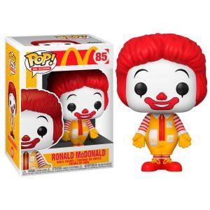 Funko Pop! Ronald McDonald [McDonalds]