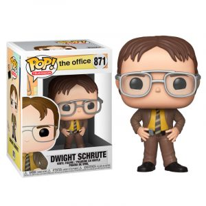 Funko Pop! Dwight Schrute [The Office]
