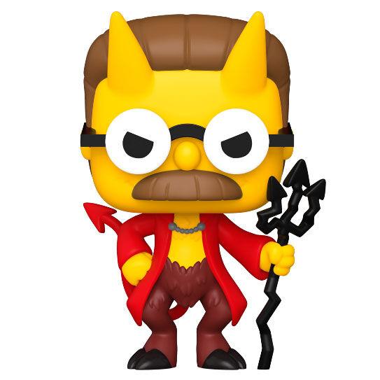 Figura POP The Simpsons Devil Flanders