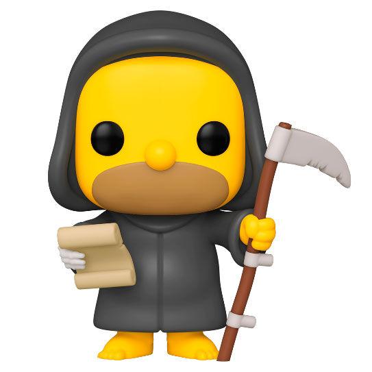 Figura POP The Simpsons Grim Reaper Homer