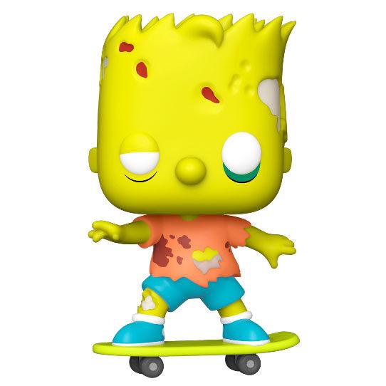 Figura POP The Simpsons Zombie Bart