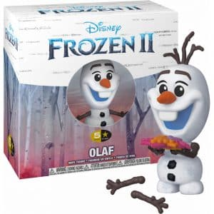 Figura Funko 5 Star Olaf (Frozen 2)