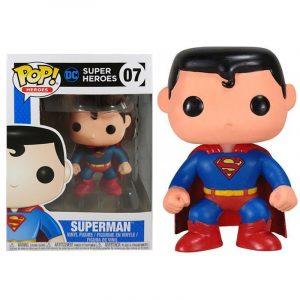 Funko Pop! Superman [DC Super Heroes]