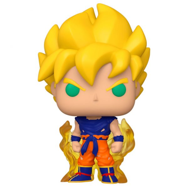 Figura POP Dragon Ball Z S8 Super Saiyan Goku First Appearance