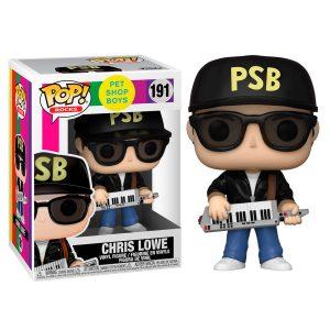 Funko Pop! Chris Lowe [Pet Shop Boys]