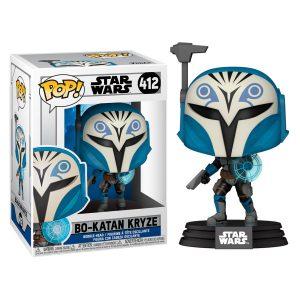 Funko Pop! Bo-Katan [Star Wars Clone Wars]