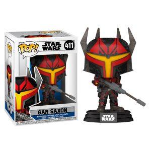 Funko Pop! Gar Saxon [Star Wars Clone Wars]