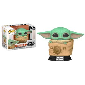 Funko Pop! The Child in Sack (The Mandalorian)