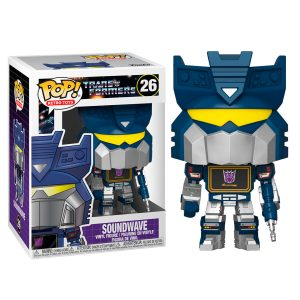 Funko Pop! Soundwave (Transformers)