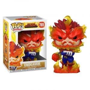 Funko Pop! Endeavor (Jet Burn) (My Hero Academia)