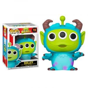 Funko Pop! Sulley [Alien Remix]
