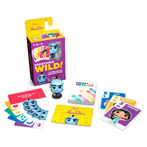 Juego cartas Something Wild! Aladdin Disney Frances / Ingles